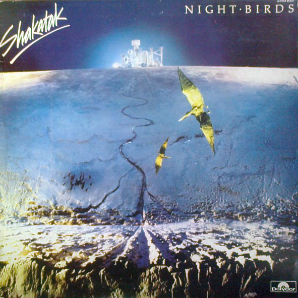 Shakatak - Night Birds (LP, Album)