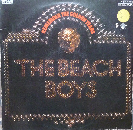 The Beach Boys - Remember The Golden Years (LP, Comp)