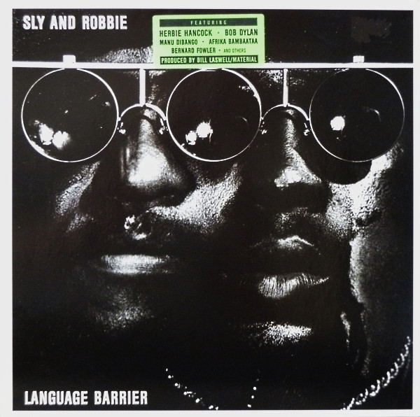 Sly & Robbie - Language Barrier (LP, Album)