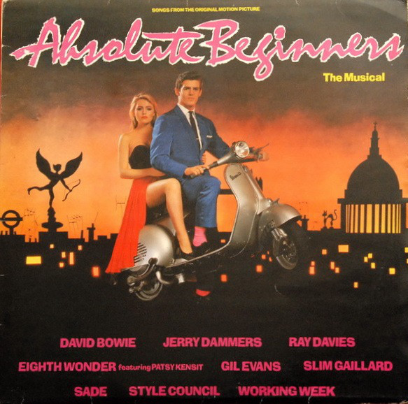 Various - Absolute Beginners - The Musical (Songs From The Original Motion Picture) (LP)