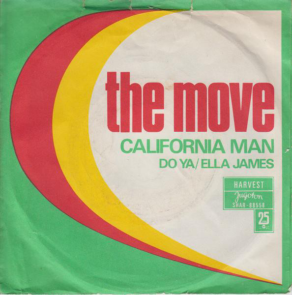 The Move - California Man (7