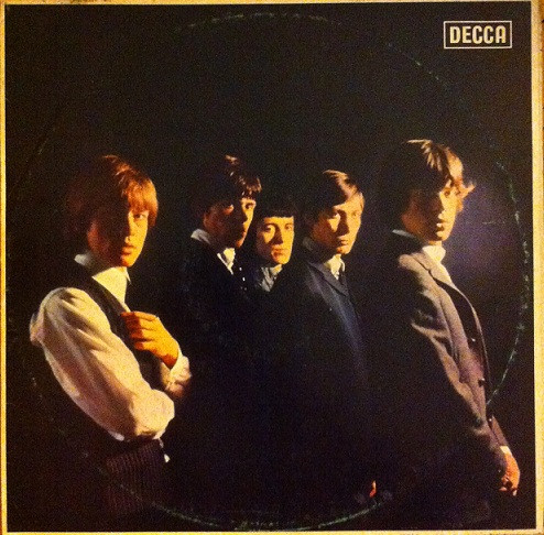 The Rolling Stones - The Rolling Stones (LP, Album, RE)