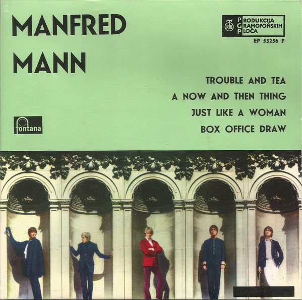 Manfred Mann - Trouble And Tea (7