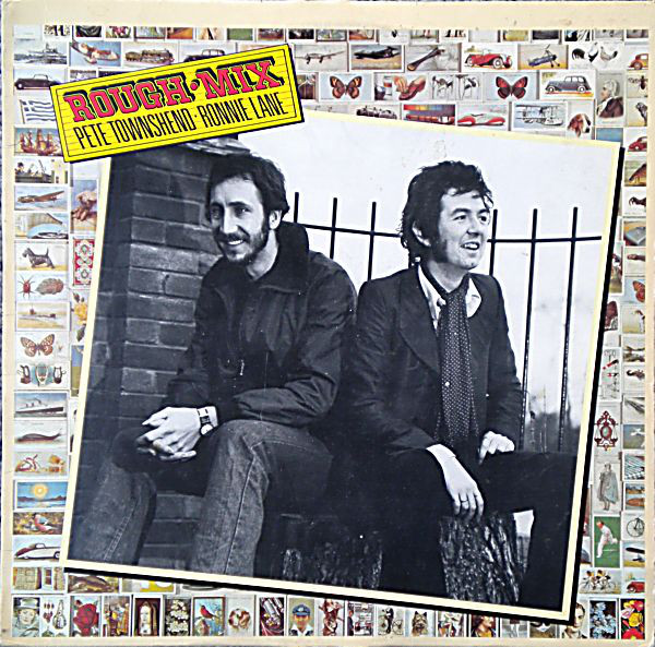 Pete Townshend • Ronnie Lane - Rough Mix (LP, Album, RE)
