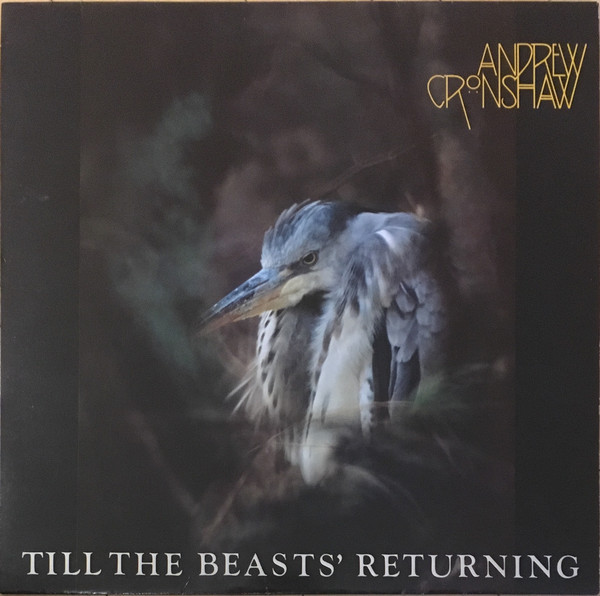 Andrew Cronshaw - Till The Beasts' Returning (LP, Album)