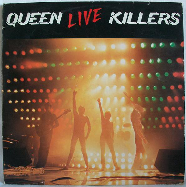 Queen - Live Killers (2xLP, Album, RE, Gat)