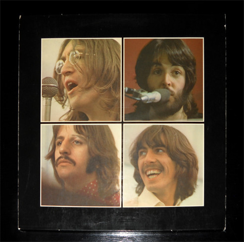 The Beatles - Let It Be (LP, Album + Box, Ltd, Boo)