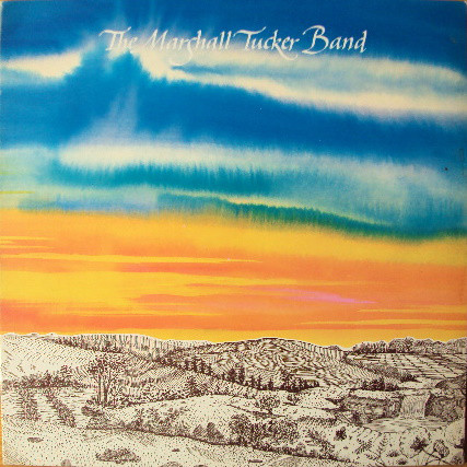 The Marshall Tucker Band - The Marshall Tucker Band (LP, Album, RP)