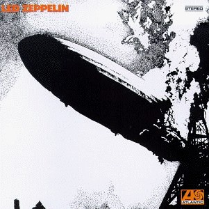 Led Zeppelin - Led Zeppelin (LP, Album, RE)