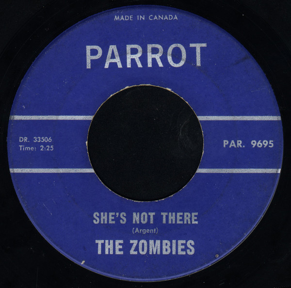 The Zombies - She's Not There (7