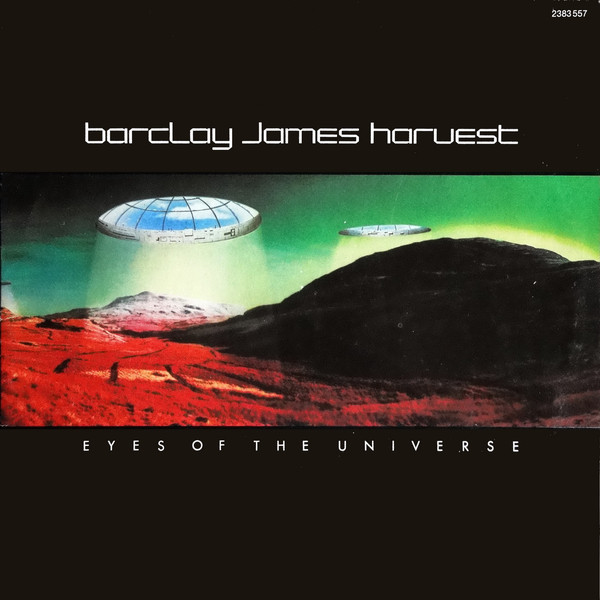 Barclay James Harvest - Eyes Of The Universe (LP, Album)