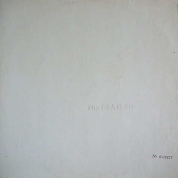 The Beatles - The Beatles (2xLP, Album)
