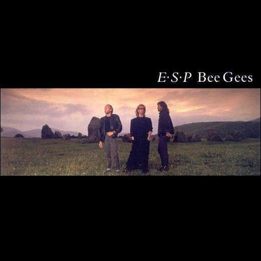 Bee Gees - E.S.P. (LP, Album)