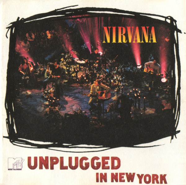 Nirvana - MTV Unplugged In New York (CD, Album, Son)