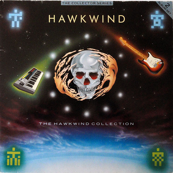 Hawkwind - The Hawkwind Collection (2xLP, Comp)