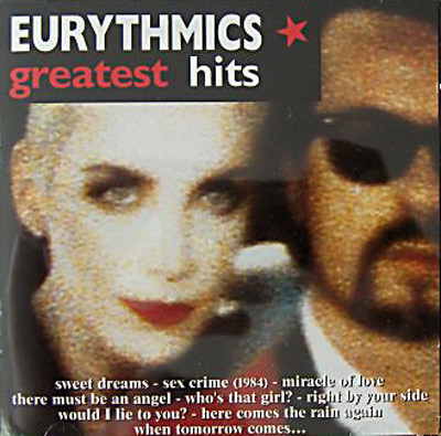 Eurythmics - Greatest Hits (CD, Comp, RE)