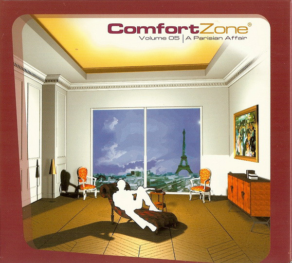 Various - Comfort Zone Volume 05 (CD, Comp)