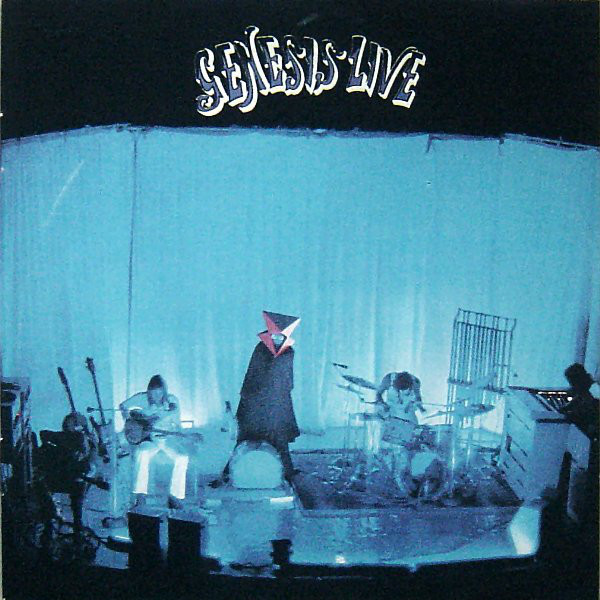 Genesis - Live (CD, Album, RE, RM)