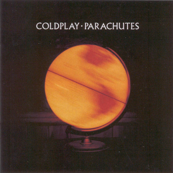 Coldplay - Parachutes (LP, Album)