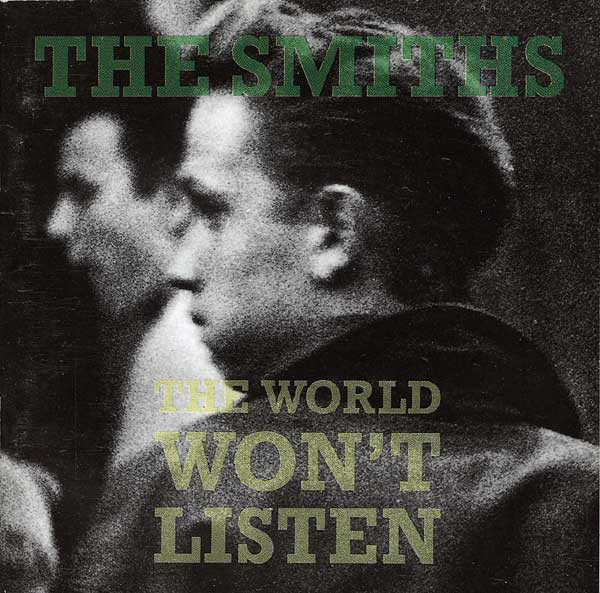 The Smiths - The World Won't Listen (CD, Comp, MPO)