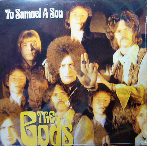 The Gods (2) - To Samuel A Son (LP, Ltd, RE)