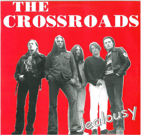 The Crossroads - Jealousy (LP, Album)