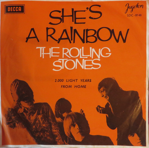 The Rolling Stones - She's A Rainbow (7