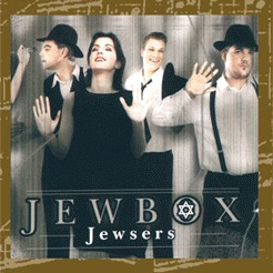 Jewsers - Jewbox (CD, Album)