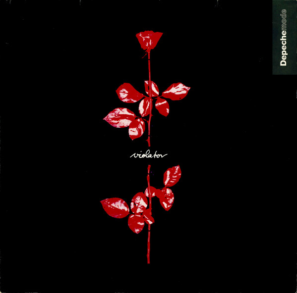 Depeche Mode - Violator (LP, Album)