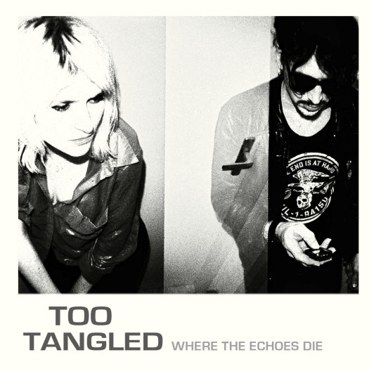 Too Tangled - Where The Echoes Die (CD, Album, Dig)