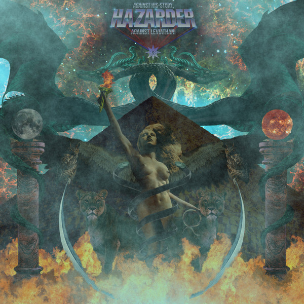 Hazarder - Against His​-​​Story, Against Leviathan​! (LP, Album)