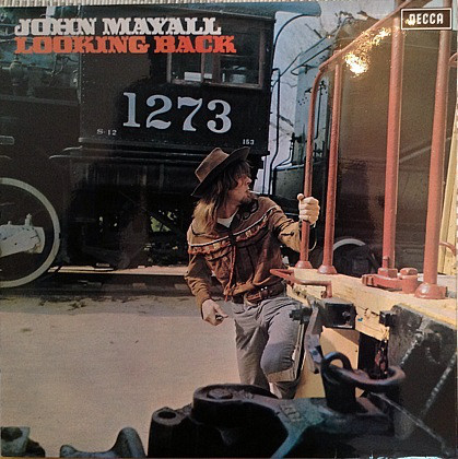 John Mayall - Looking Back (LP, Comp, RP)