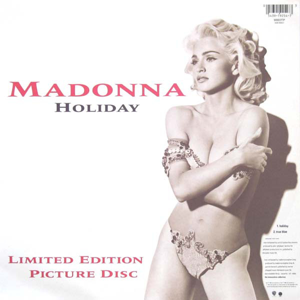 Madonna - Holiday (12