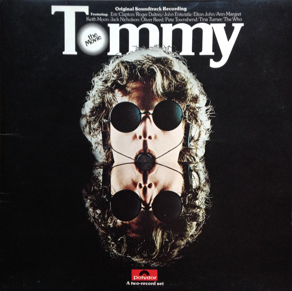 Various - Tommy (Original Soundtrack Recording) (2xLP, Album)