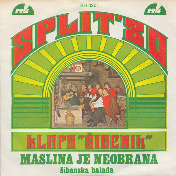 Esma Platinum: Maslina Je Neobrana / Šibenska Balada