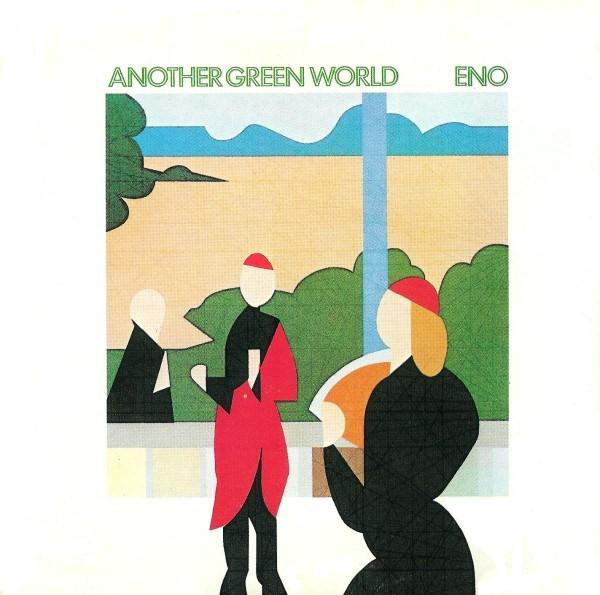 Eno* - Another Green World (LP, Album, RE)