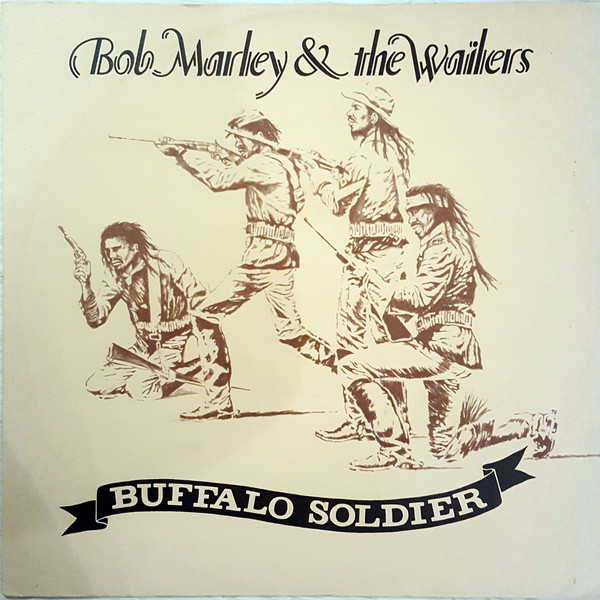 Bob Marley & The Wailers - Buffalo Soldier (12