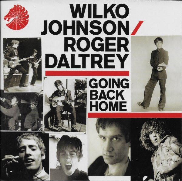 Wilko Johnson / Roger Daltrey - Going Back Home (CD, Album)