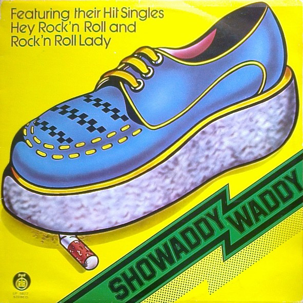Showaddywaddy - Showaddywaddy (LP, Album)