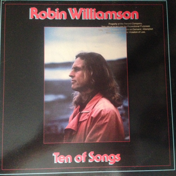 Robin Williamson - Ten Of Songs (LP, Album)