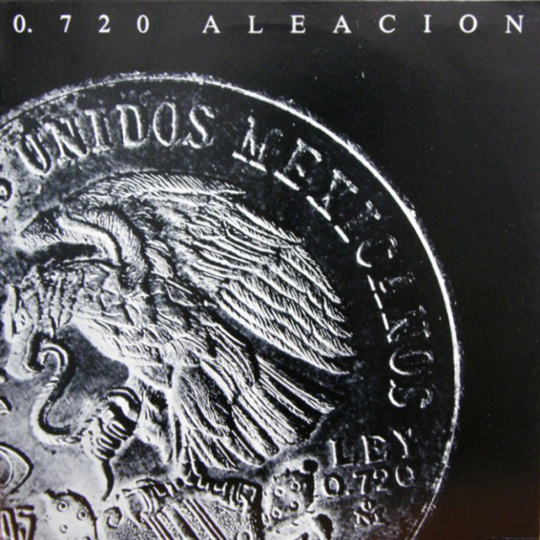 0.720 Aleacion - 0.720 Aleacion (LP, Album)