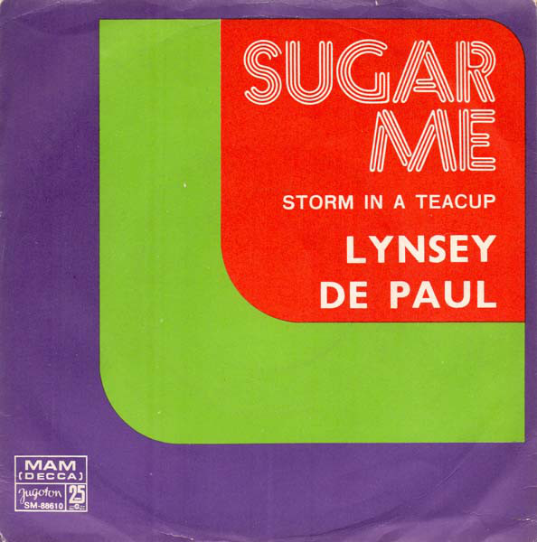 Lynsey De Paul - Sugar Me (7