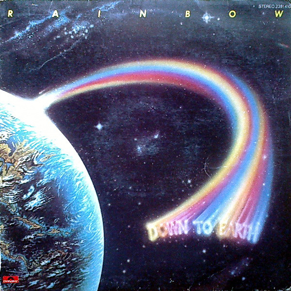 Rainbow - Down To Earth (LP, Album)