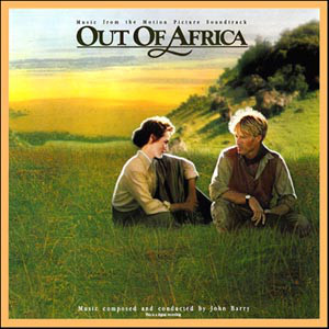 John Barry - Bande Originale Du Film Out Of Africa (Souvenirs D'Afrique)) (LP, Album)