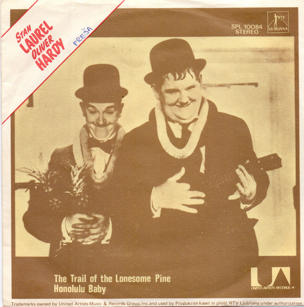 Stan Laurel And Oliver Hardy* - The Trial Of The Lonesome Pine (7