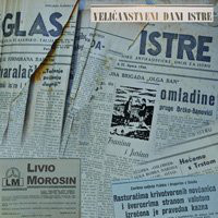 Livio Morosin - Glas Istre (CD, Album)