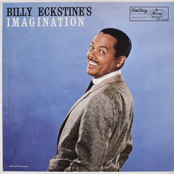 Billy Eckstine - Billy Eckstine's Imagination (LP)