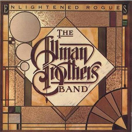 The Allman Brothers Band - Enlightened Rogues (LP, Album, Kee)