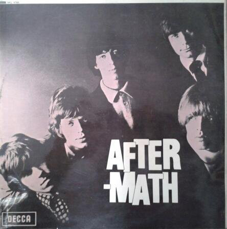 The Rolling Stones - Aftermath (LP, Album, RP)