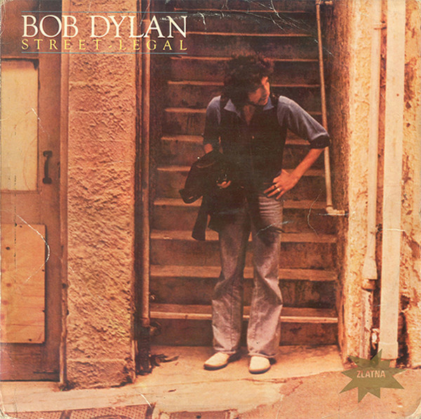Bob Dylan - Street - Legal (LP, Album)